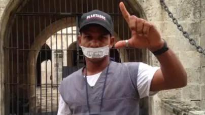 Régimen dice a Maykel Osorbo que no molestará más a su familia