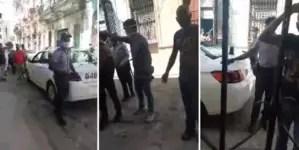 Policía mantiene bajo asedio la sede del Movimiento San Isidro