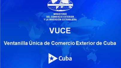 Crean portal virtual para el comercio exterior en Cuba