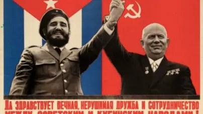 La carta de Fidel Castro a Nikita Krushchev que llegó tarde