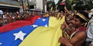 Los indígenas y la farsa electorera en Venezuela