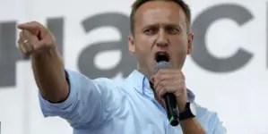 Líder opositor ruso Navalny acusa a Vladimir Putin de su envenenamiento