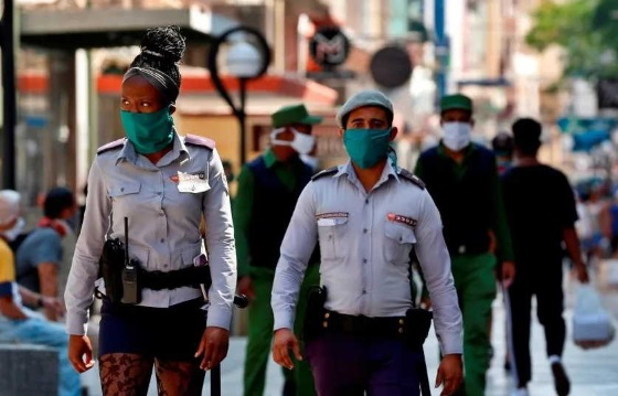 Ladrones perpetraron al menos 16 robos con fuerza en Alamar, La Habana