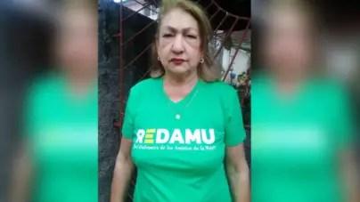 Policía amenaza con aplicar Decreto-Ley 370 a una activista de Redamu
