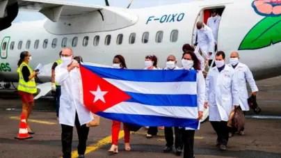 Consejos Laborales de Washington piden ayuda a Cuba para enfrentar COVID-19