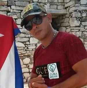 Muere en Cuba músico contestatario de la UNPACU