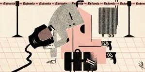 ¿Qué es la residencia electrónica de Estonia y cómo ayudaría a los cubanos?