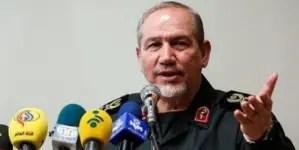 """Mayor General iraní: """"Le dimos gasolina a Venezuela, obtuvimos oro"""""""