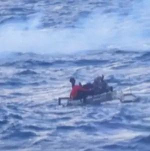 Guardia Costera de EE.UU. devuelve cinco balseros a Cuba