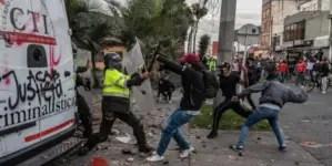 Al menos siete muertos en Colombia en protestas contra abuso policial
