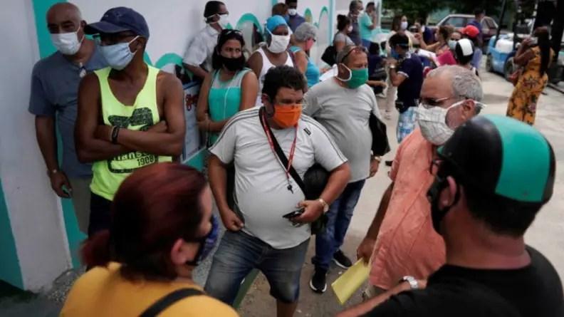 COVID-19 y la industria del socialismo en Cuba