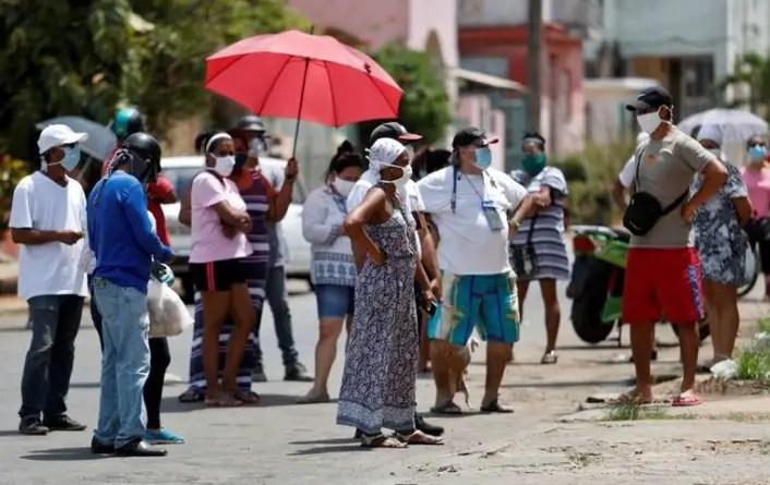 Repuntan casos de coronavirus en Cuba, 76 en la última jornada