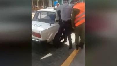 Detenido activista en Santa Clara por protestar contra el abuso policial