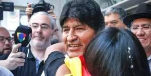CAM pone el foco sobre las acusaciones de pedofilia contra Evo Morales