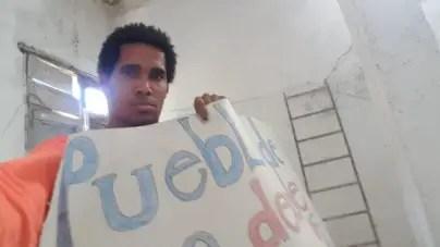 """Luis Manuel Otero: """"Me fui para la calle, con mis amigos no te metas"""""""