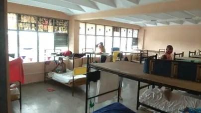 Cubanos denuncian condiciones en centro de aislamiento de Sancti Spíritus