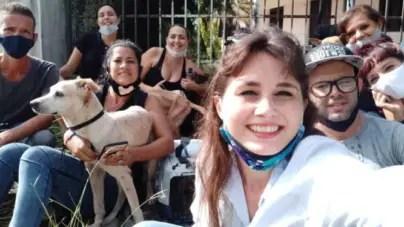 La Habana: protectores de animales rescatan a perros de Zoonosis
