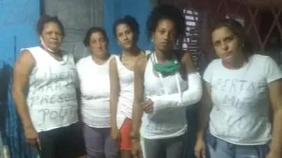 Denuncian arresto violento de cinco activistas en Placetas