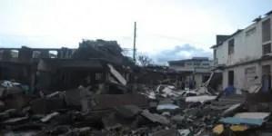 Baracoenses afectados por huracán Matthew aún esperan ayuda de gobierno