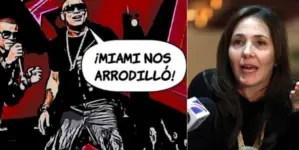 Mariela Castro se une a la ofensiva del régimen contra Gente de Zona