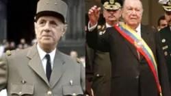 De Gaulle vs. Caldera: dos discursos