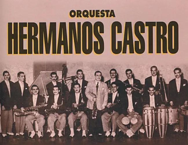 Castro orquesta Cuba Matienzo