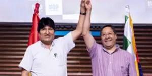 Luis Arce dice que restablecerá relaciones con Cuba y Venezuela
