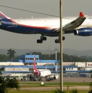 Rusia anuncia la reanudación de dos vuelos semanales a Cuba