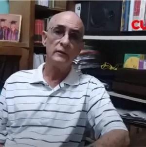 """""""No van a lograr que yo cambie"""": Quiñones denuncia bloqueo de Internet"""