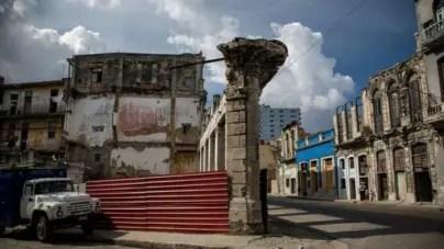 """La Habana, una """"ciudad maravilla"""" en harapos"""