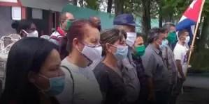 Repite y pon camarones: Brigadas de Respuesta Rápida