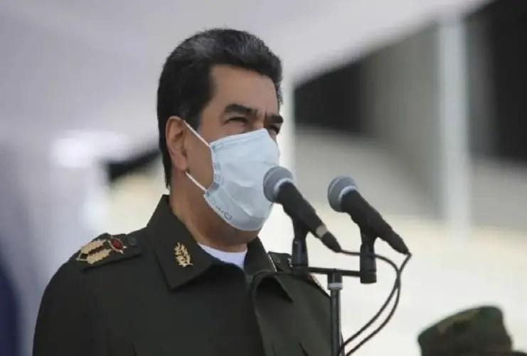 Maduro Consejo Militar