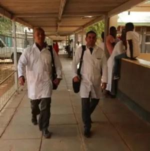 Díaz-Canel habla sobre médicos secuestrados tras rumores de liberación