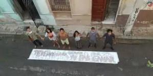 Policía rodea sede de Movimiento San Isidro ante reclamos por Denis Solís
