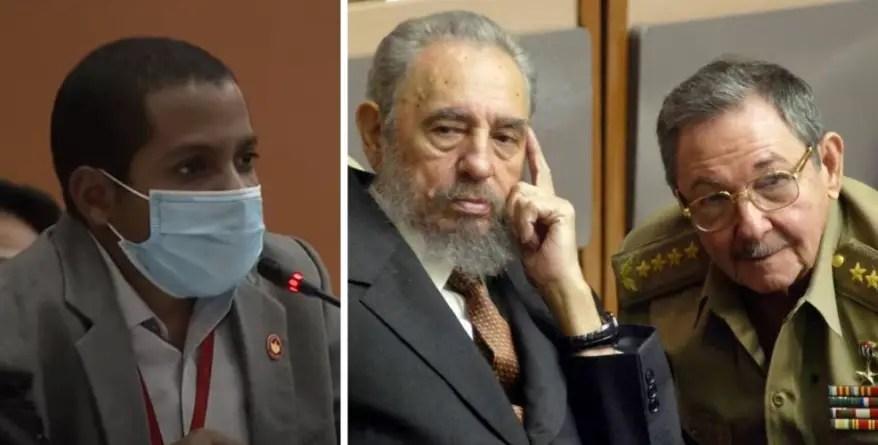 """Yusuam Palacios: """"Fidel y Raúl repartieron peces y peces por 60 años"""""""