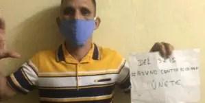 Régimen continúa hostigando al activista Diosdeny Santana Madera