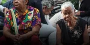 En Venezuela se envejece con hambre y sin medicinas