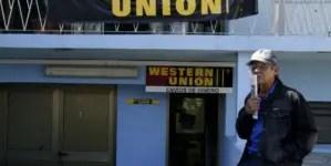 """Western Union advierte a sus clientes: """"Agilicen el envío de remesas a Cuba"""""""