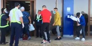 Régimen multará con 2 000 USD a viajeros que violen medidas anti COVID-19