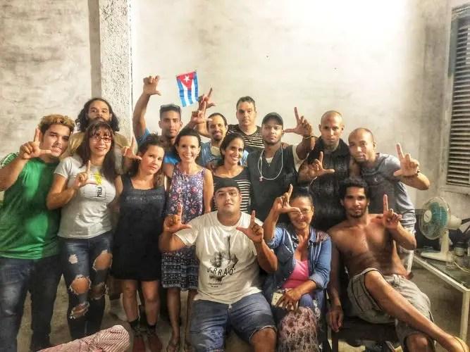 medidas cautelares CIDH Movimiento San Isidro cuba cubanos huelga oposición opositores represión hambre