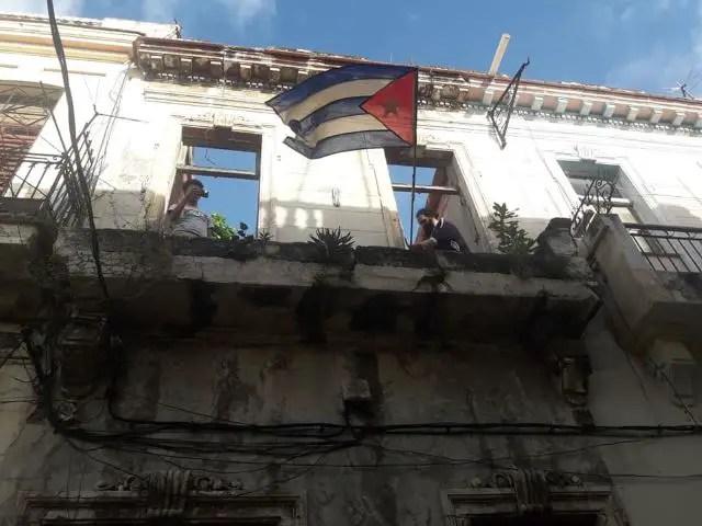 cuba bandera cubana cubano movimiento san isidro terrorista