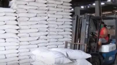 Se roban 33 toneladas de arroz en un almacén de La Habana
