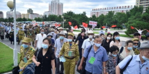 """Corea del Norte encierra a enfermos con COVID-19 en """"campos de cuarentena"""""""