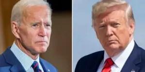 Biden toma la delantera en Georgia y Pensilvania