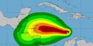 Tormenta tropical Iota mantienen en alerta a Cuba y el Caribe