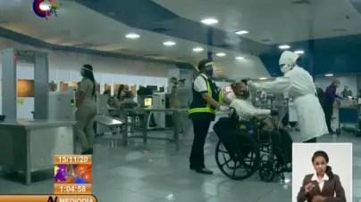 Aeropuerto de La Habana recibe más de 20 vuelos en su reapertura