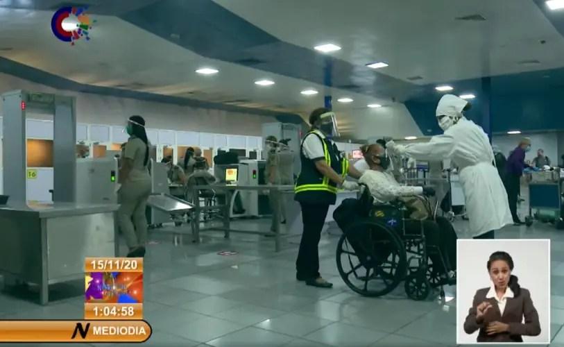 aeropuerto La Habana internacional