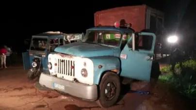 Accidente de tránsito en Artemisa deja dos muertos y varios heridos