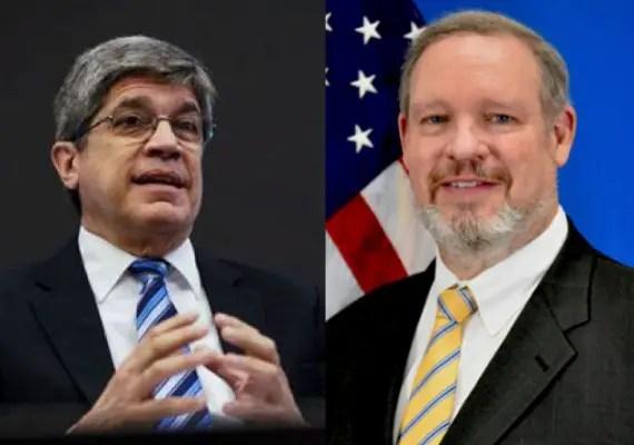 Régimen convoca a Encargado de Negocios de EEUU por su apoyo al MSI