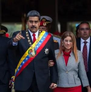 """Nicolás Maduro dice que es """"dueño"""" de Cilia Flores"""